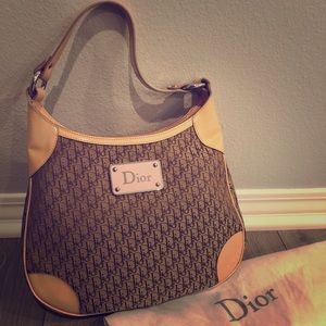 Authentic Christian Dior Handbag